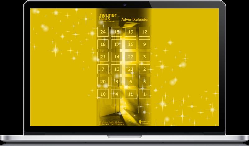 Website Image neunerhaus auf Peritus Webdesign Webseite