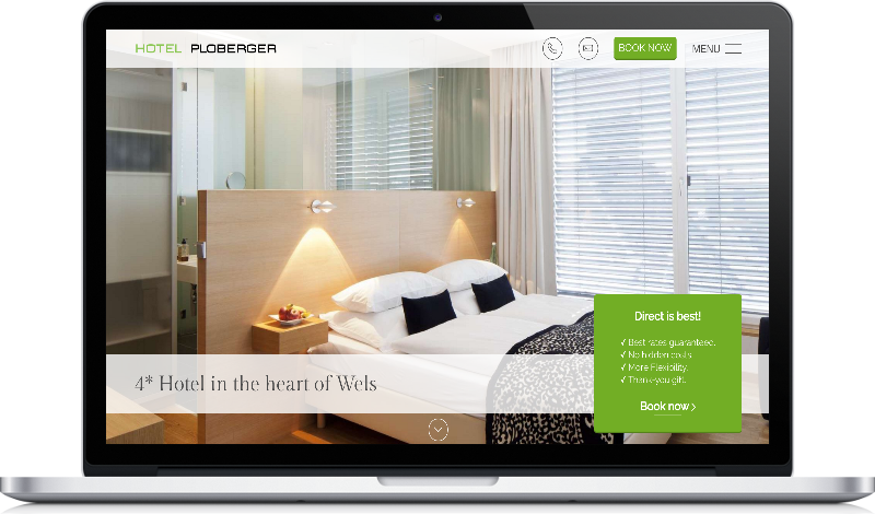 Hotel-Ploberger-Webseite