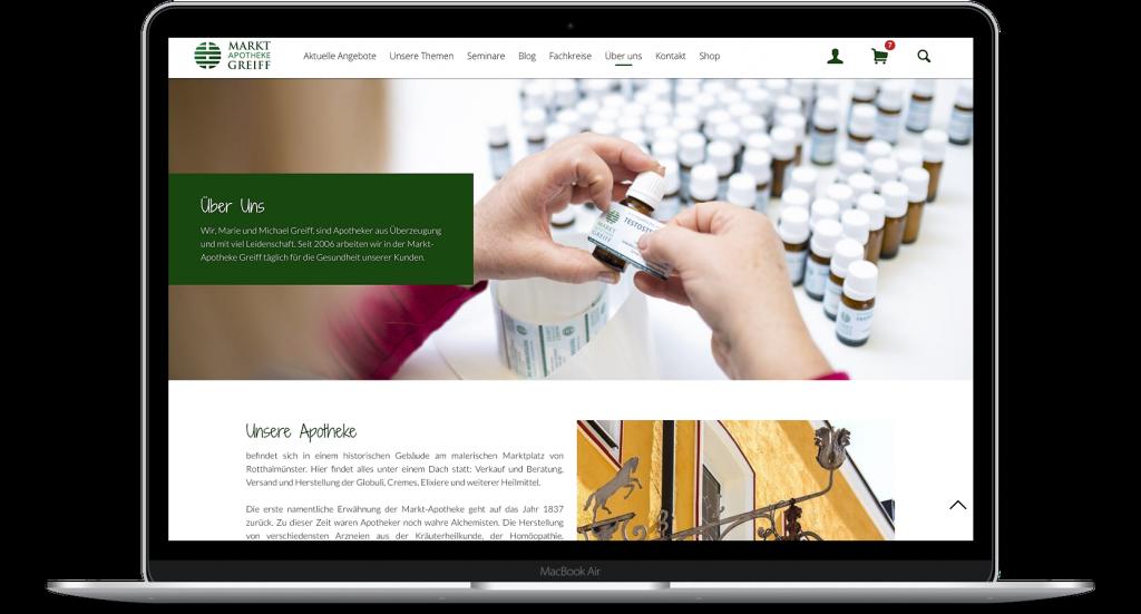 marktapotheke-website-relaunch-macbook