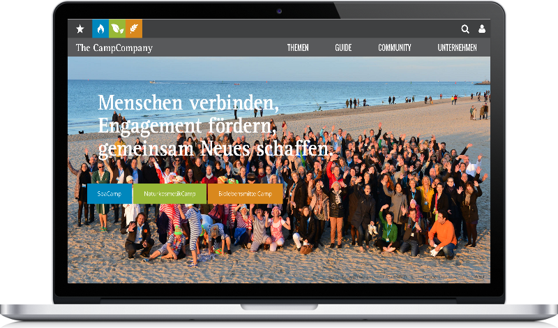 the-camp-company-homepage